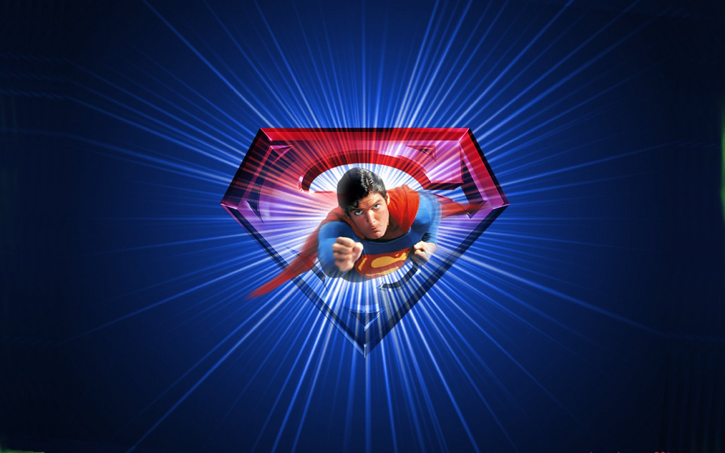 04 march 2010 george spigot 39 s blog - Superman screensaver ...