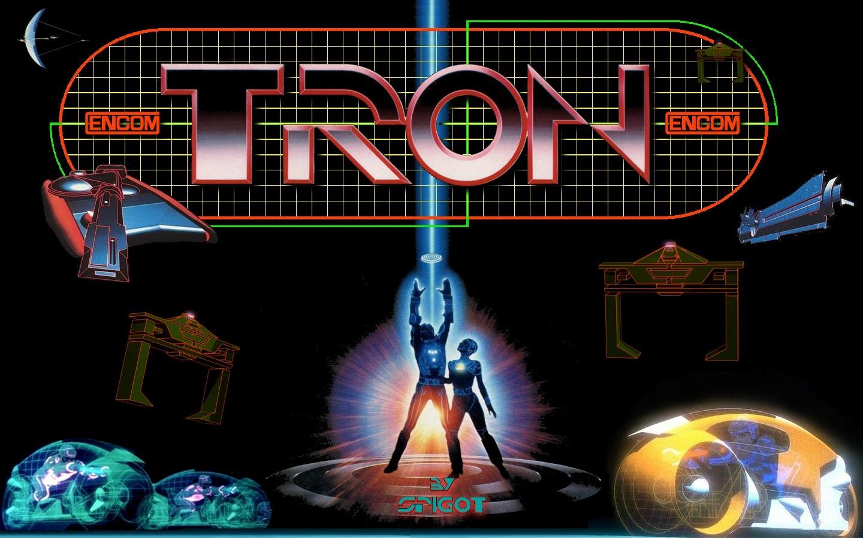 My New Tron Wallpaper George Spigot S Blog