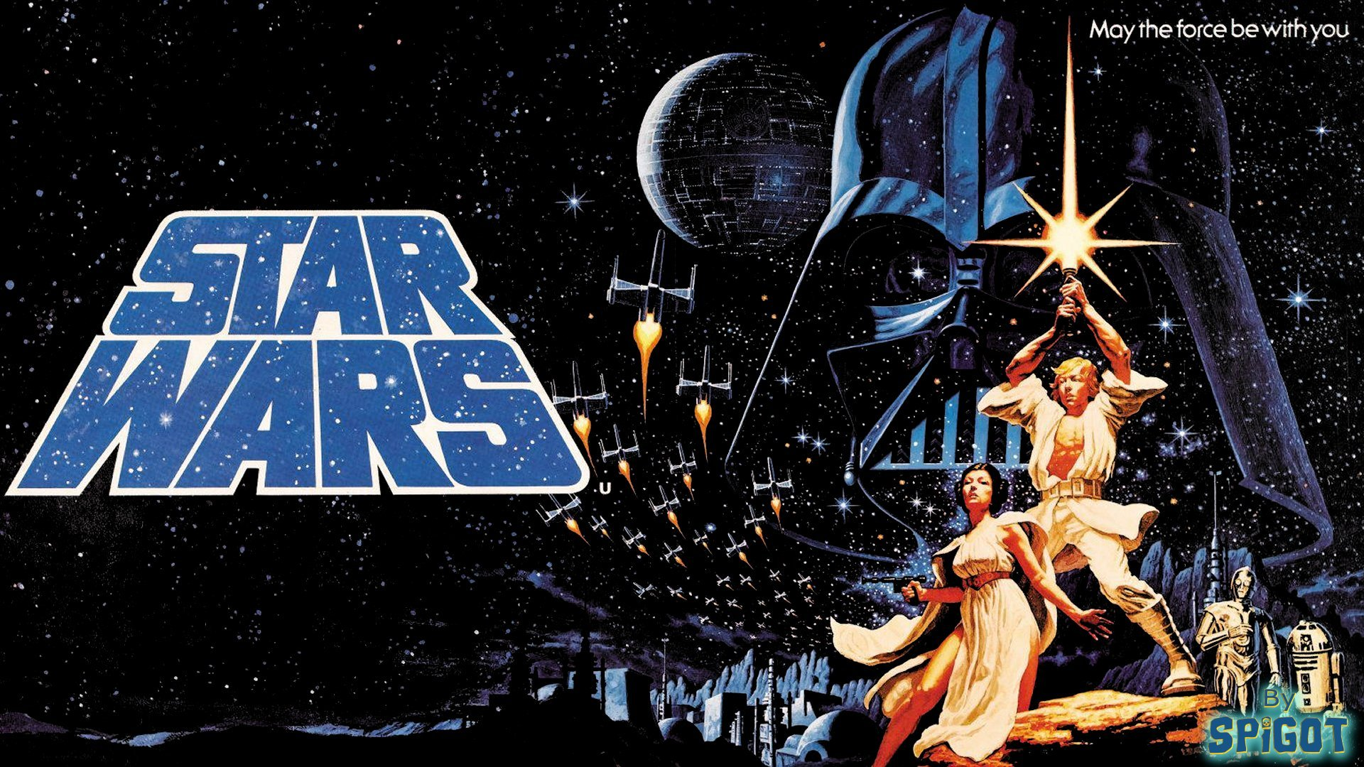 Star Wars Poster Wallpaper 116831