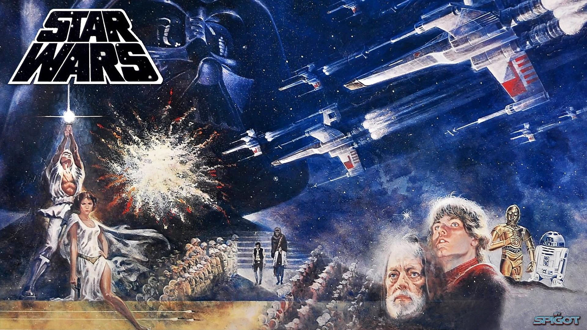 Another Star Wars Wallpaper George Spigot S Blog