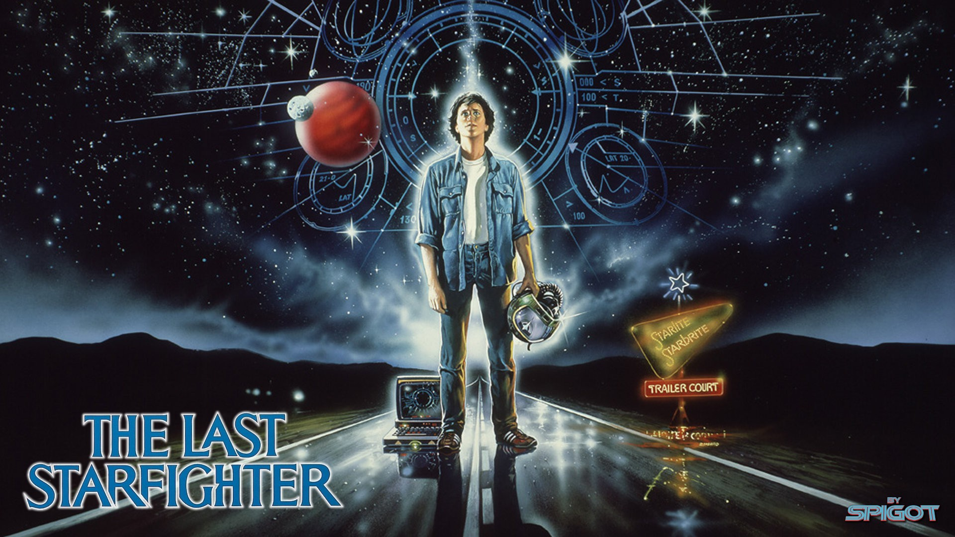The Last Starfighter : George Spigotu0026#39;s Blog