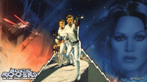 Buck Rogers wallpaper