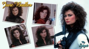 Jane Badler wallpaper