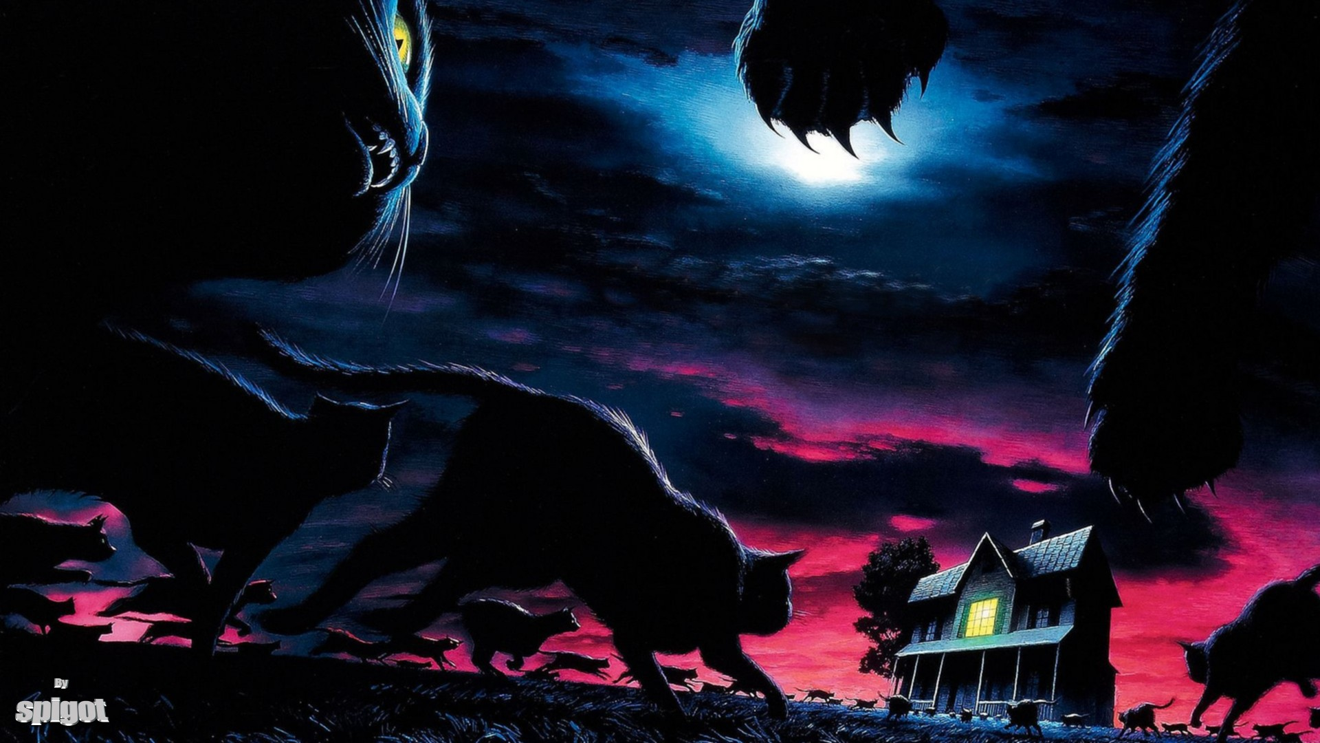 The Cats from Sleepwalkers | George Spigot's Blog