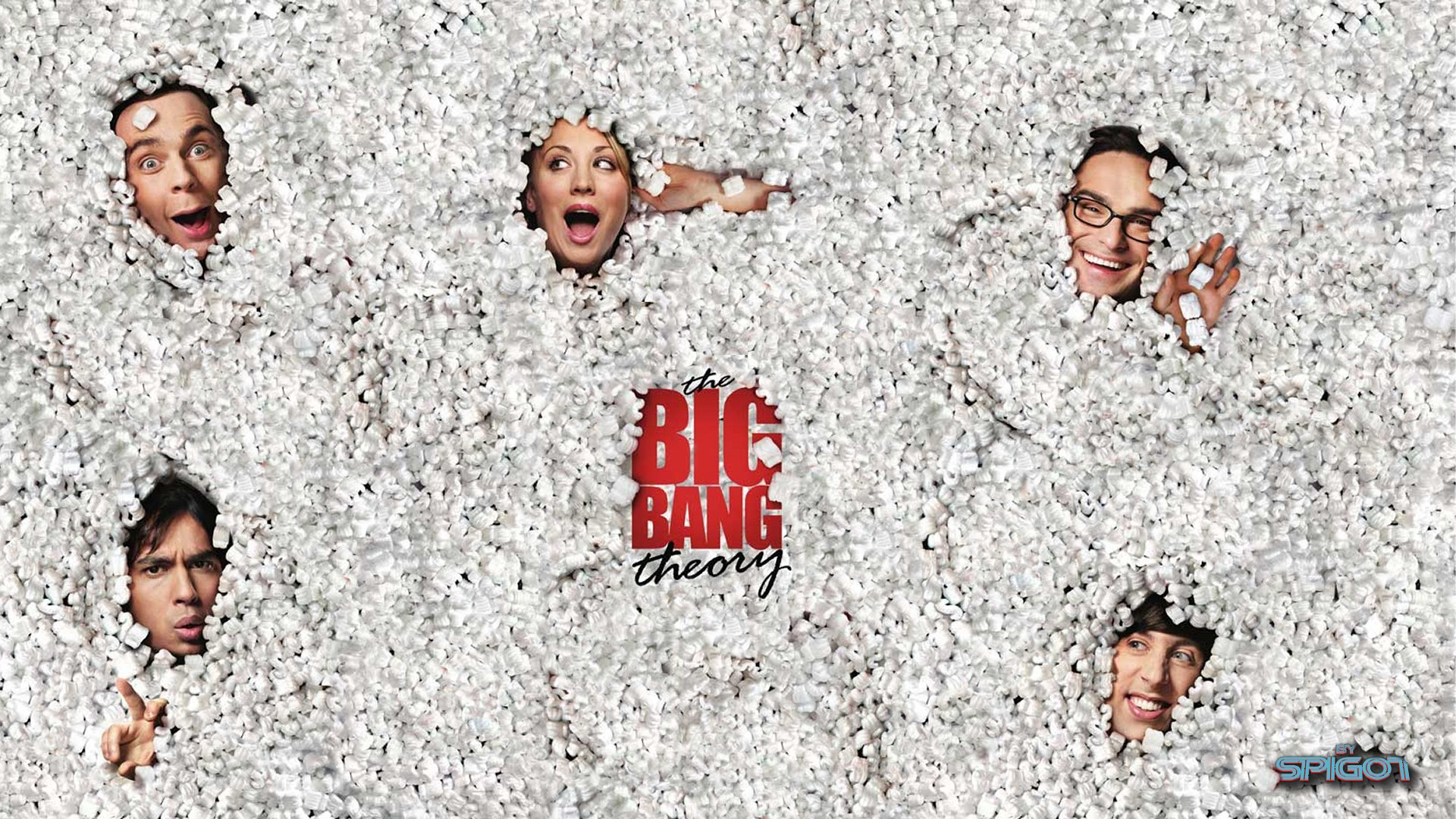 The Big Bang Theory Wallpaper George Spigot S Blog