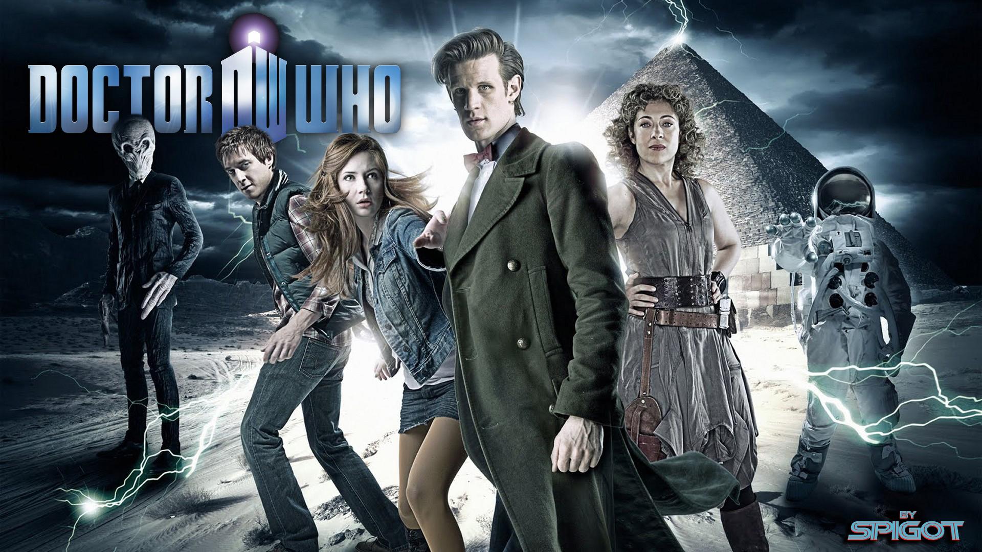 Dr Who Season 6 Wallpaper | George Spigot's Blog