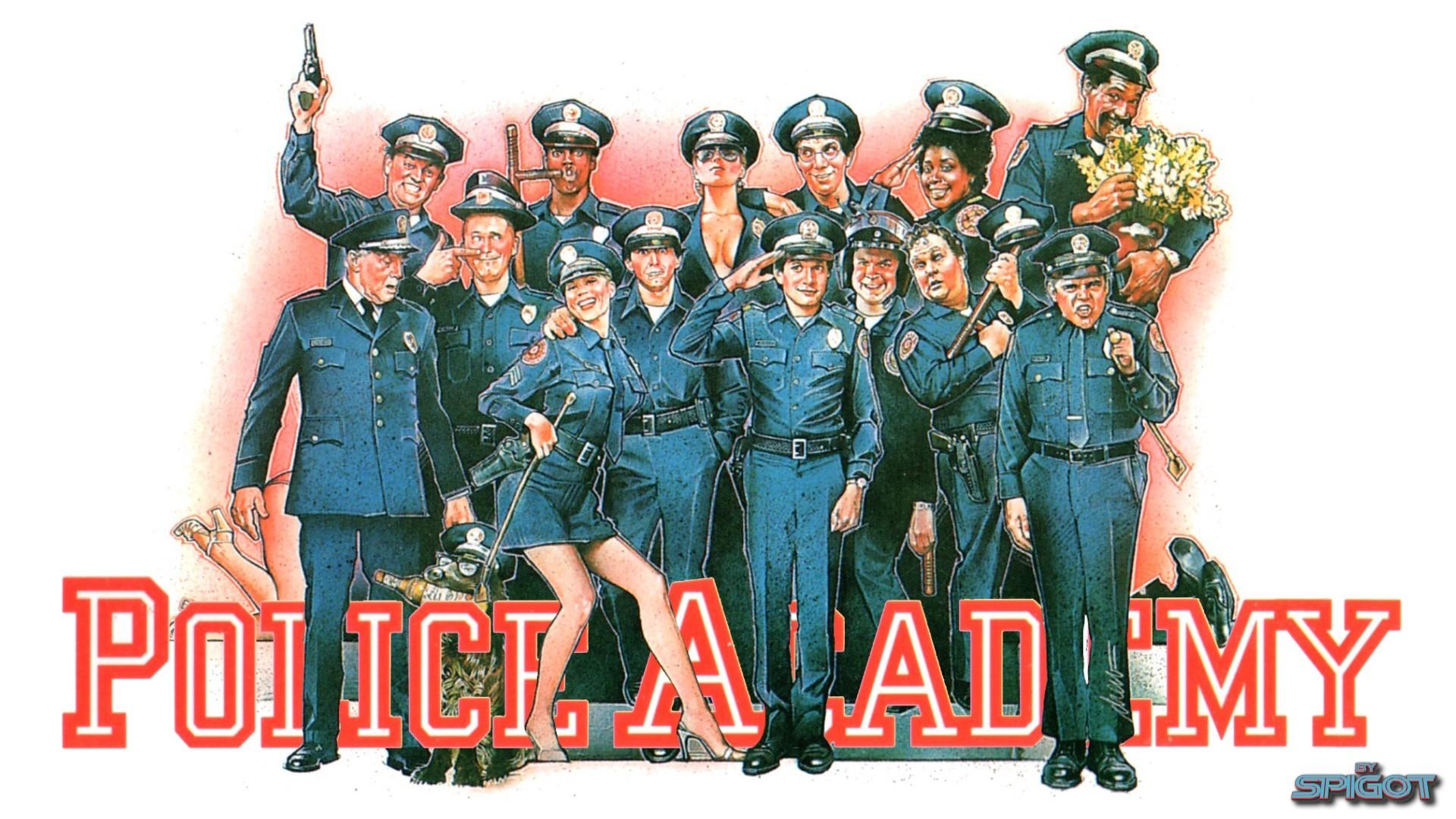 Học Viện Cảnh Sát -  Police Academy - 1984