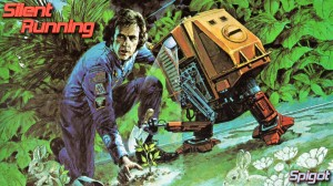 Silent Running Wallpaper