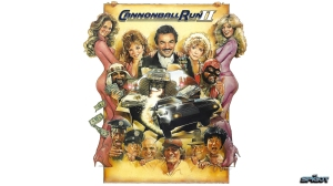 Cannonball Run II Wallpaper