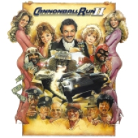 Cannonball Run II Wallpaper