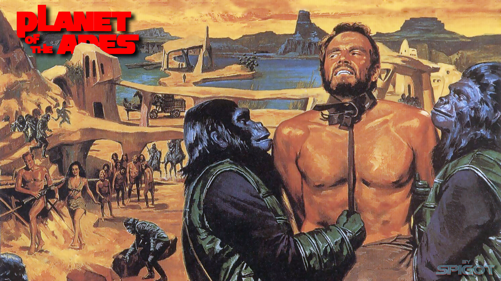 1968 planet of the apes ending relationship