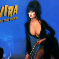 Elvira Halloween Wallpaper #8