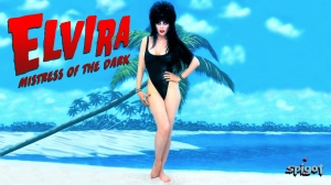 Elvira Halloween Wallpaper #30