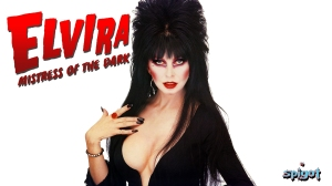 Elvira Halloween Wallpaper #22