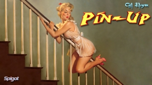 Gil Elvgren Pin Up Art