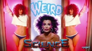 Weird Science Wallpaper