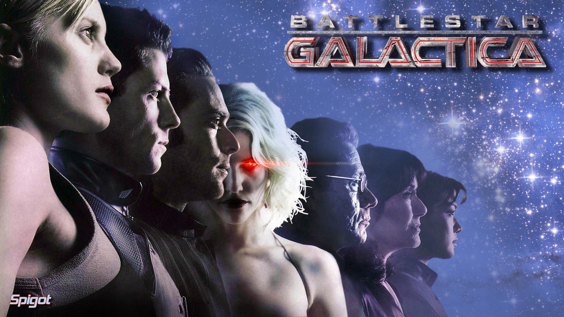29+ Battlestar Galatica Wallpaper  Background