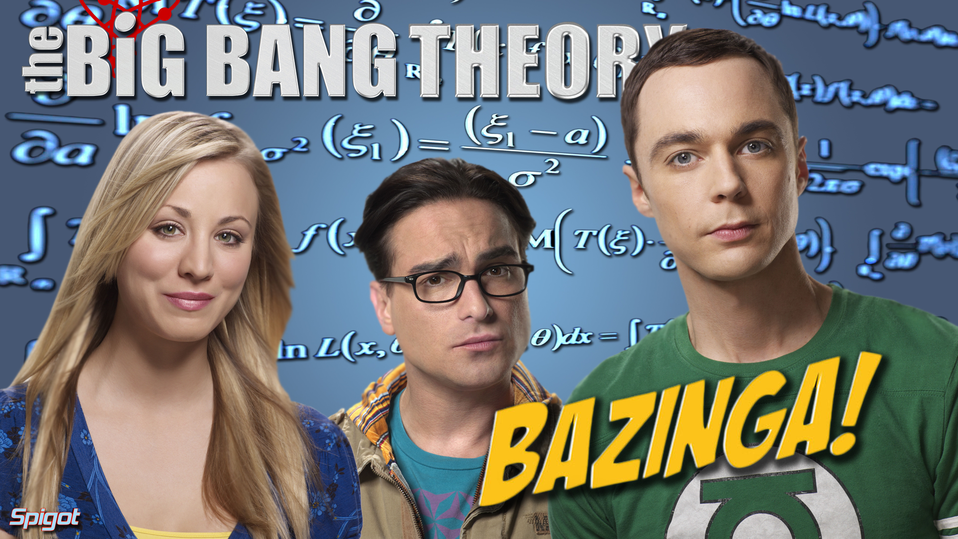 Big Bang Theory wallpaper  627441