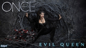 Once Upon A Time (Evil Queen) Wallpaper