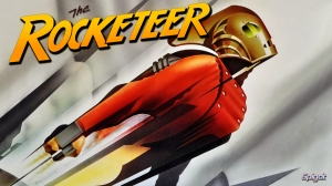 The Rocketeer Wallpaper