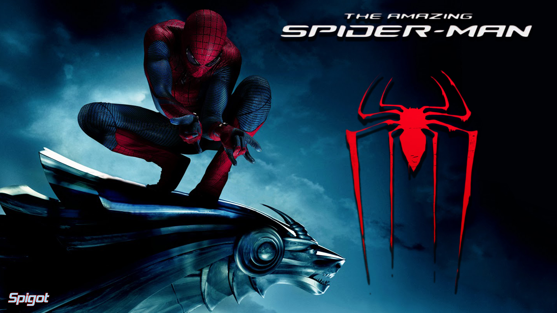 More Amazing Spider Man Wallpapers George Spigot S Blog