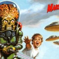 Mars Attacks Wallpapers