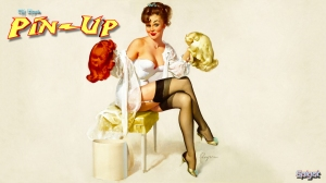 Gil Elvgren Wallpapers