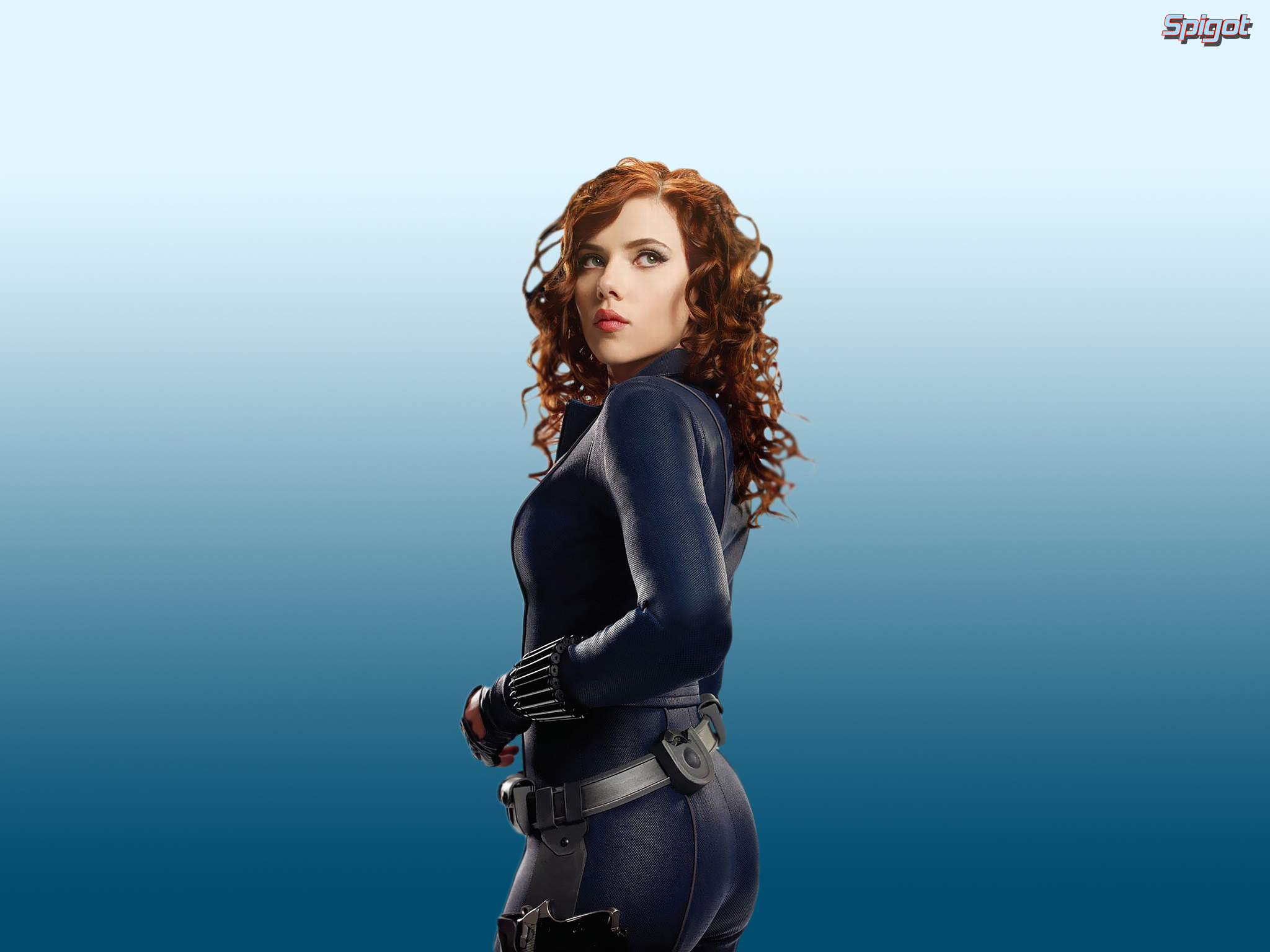 Scarlett johansson black widow wallpaper - photo#9