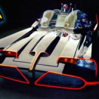 Adam West - Batmobile