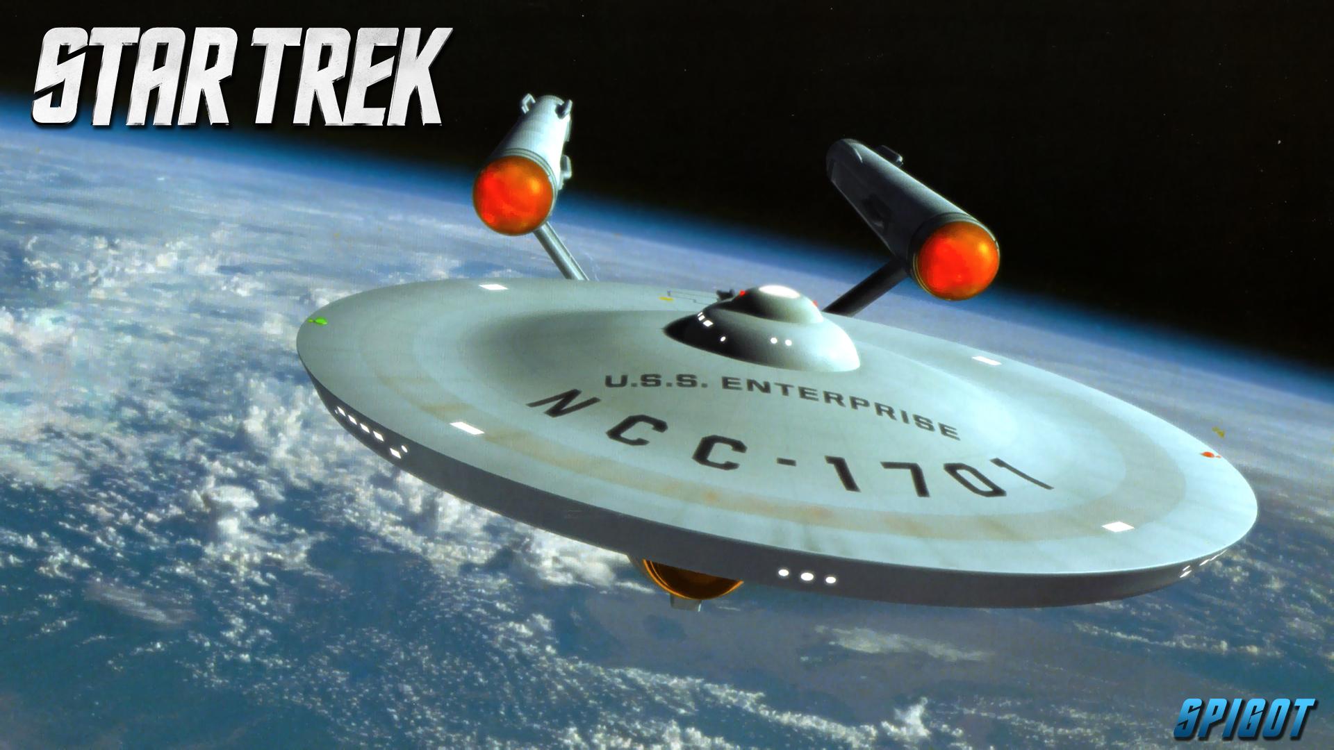 Star Trek Ship Wallpapers: George Spigot's Blog