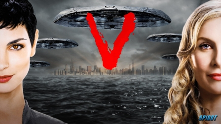 Image result for V tv show