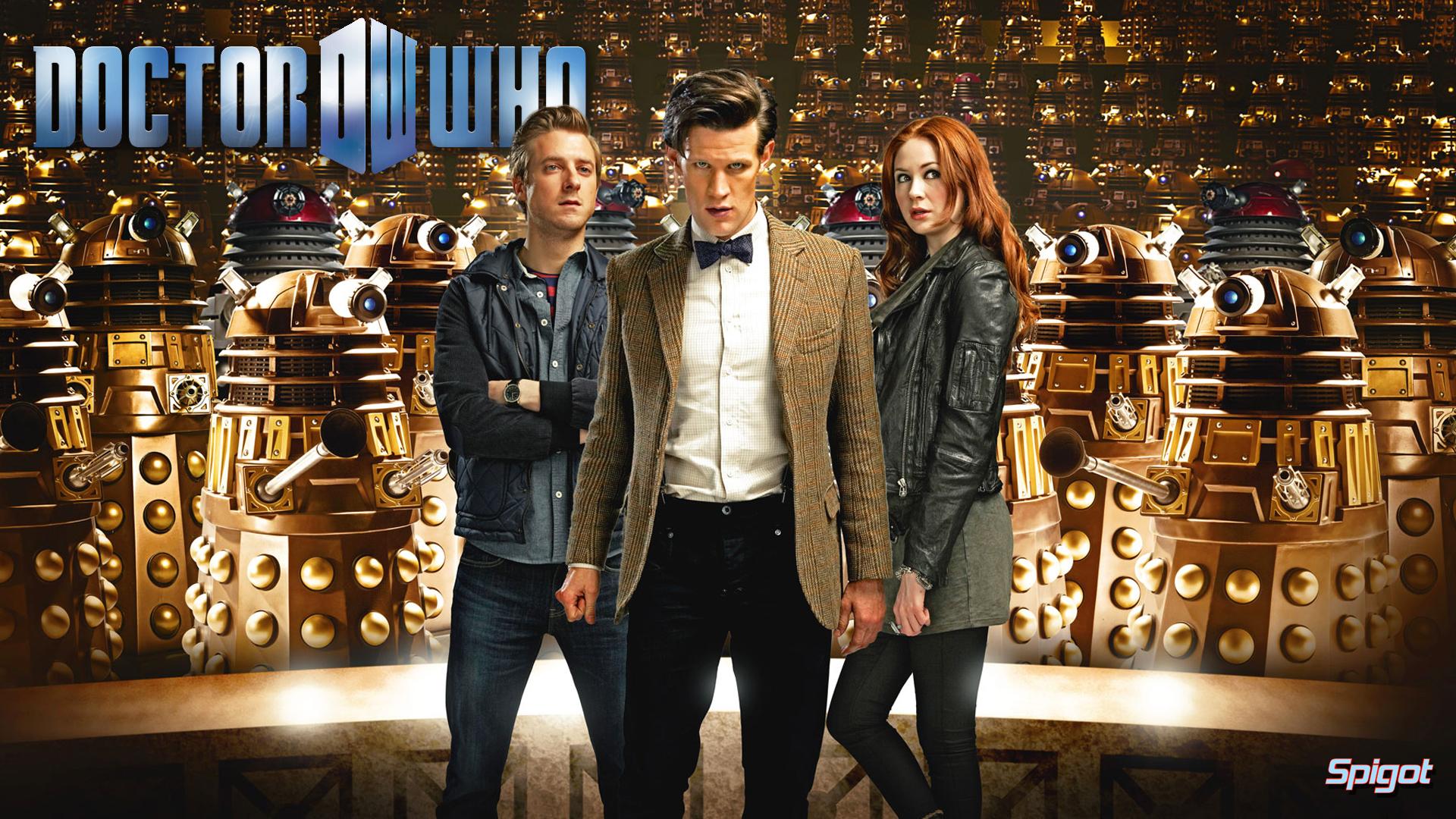 Doctor Who Season 7 Wallpapers George Spigot S Blog
