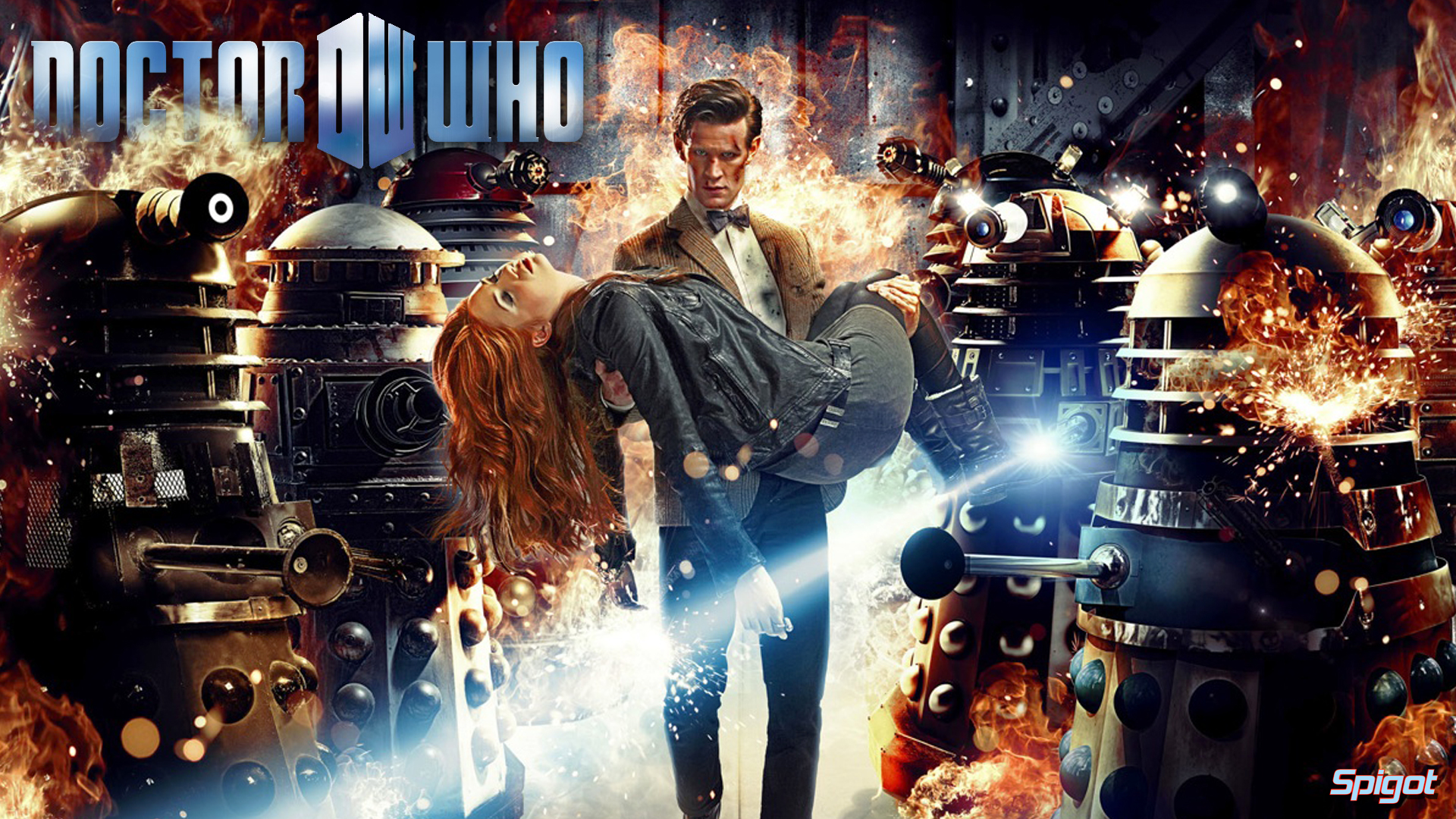 Doctor who george spigot 39 s blog - Dr who wallpaper ...
