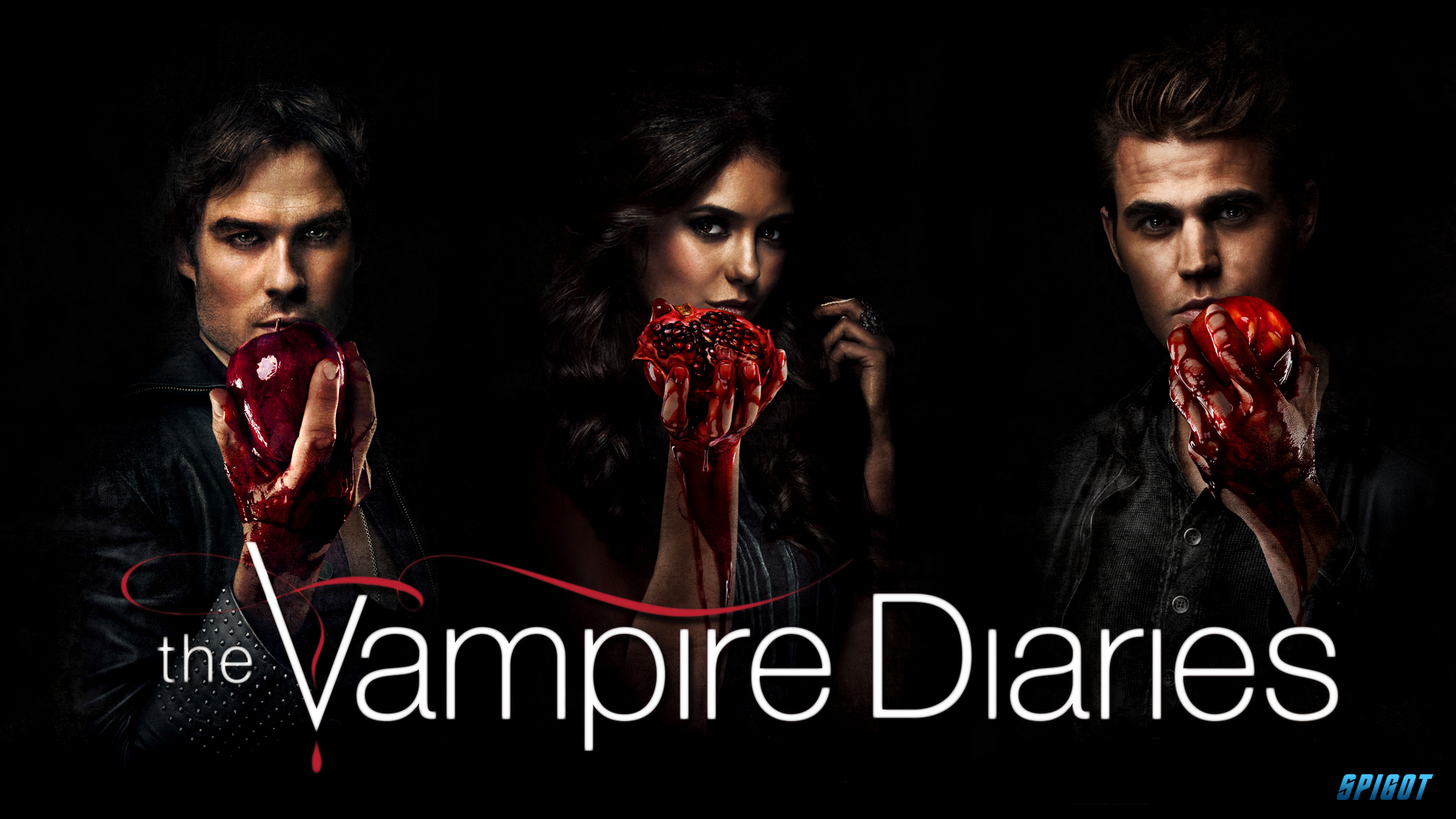 Wallpaper The Vampire Diaries: The Vampire Diaries Elena Gilbert Wallpaper