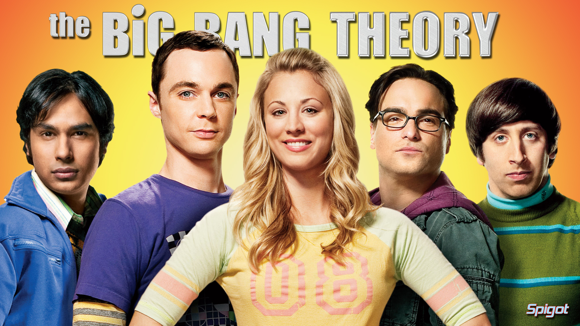 the big bang theory wallpaper #2 | george spigot's blog
