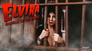 Two More Elvira Wallpapers
