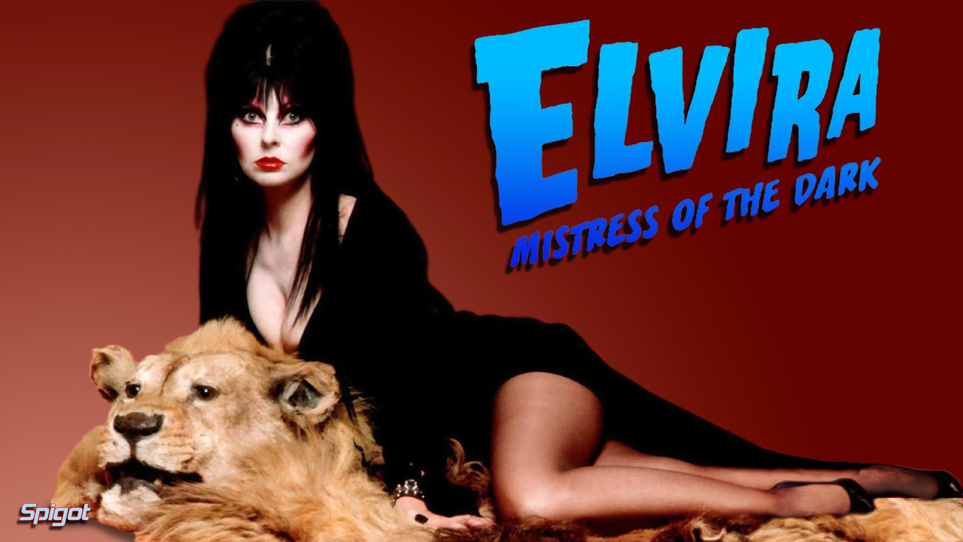 Two More Elvira Wallpapers George Spigot S Blog