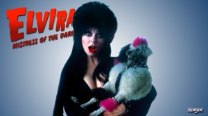 "Elvira Wallpaper ""I Know I Know"""