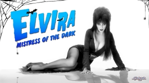 "Hay Kids What Time Is It, ""It's Elvira Time!"""