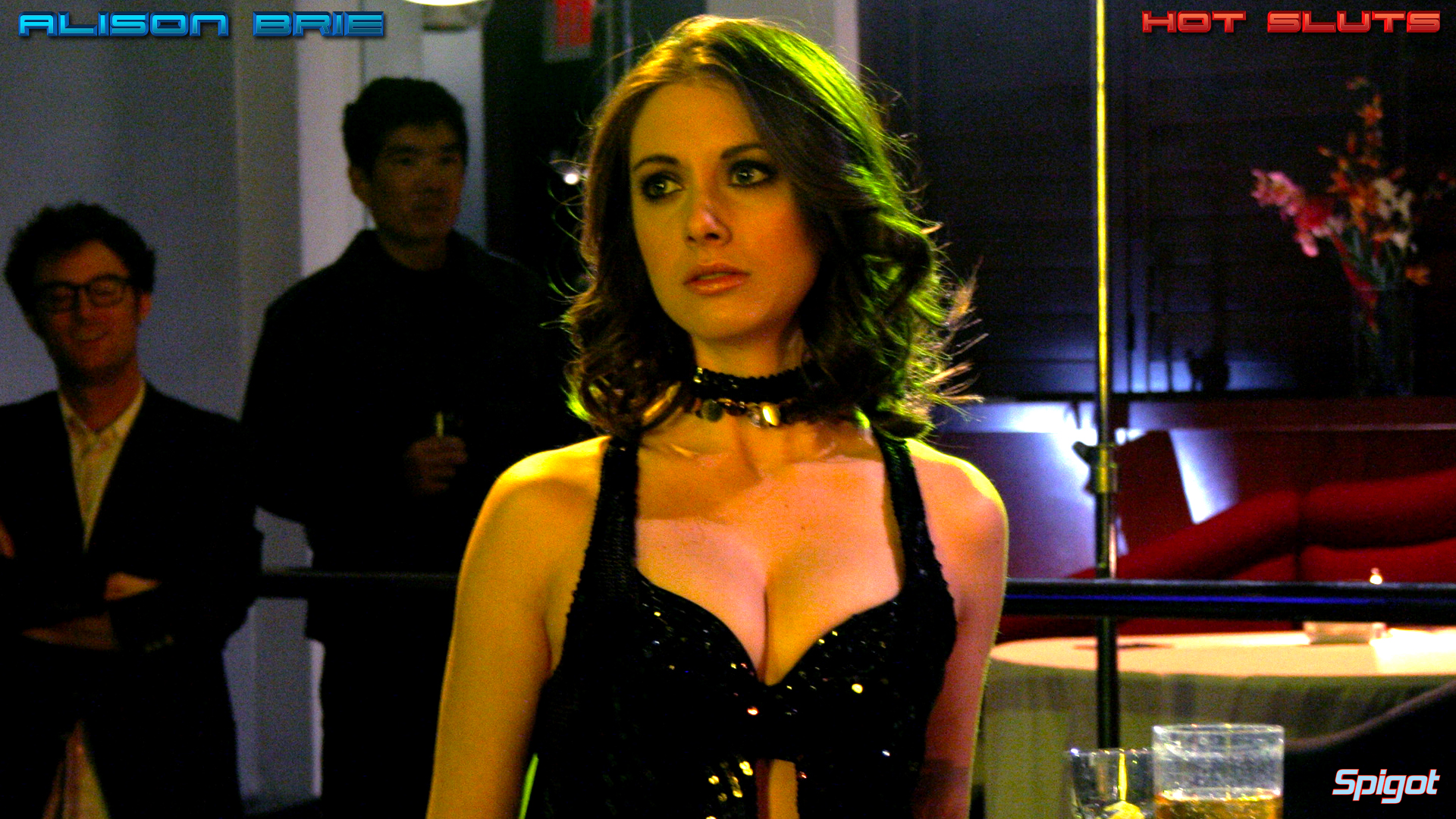 Alison brie community 04 annie039s christmas song 7