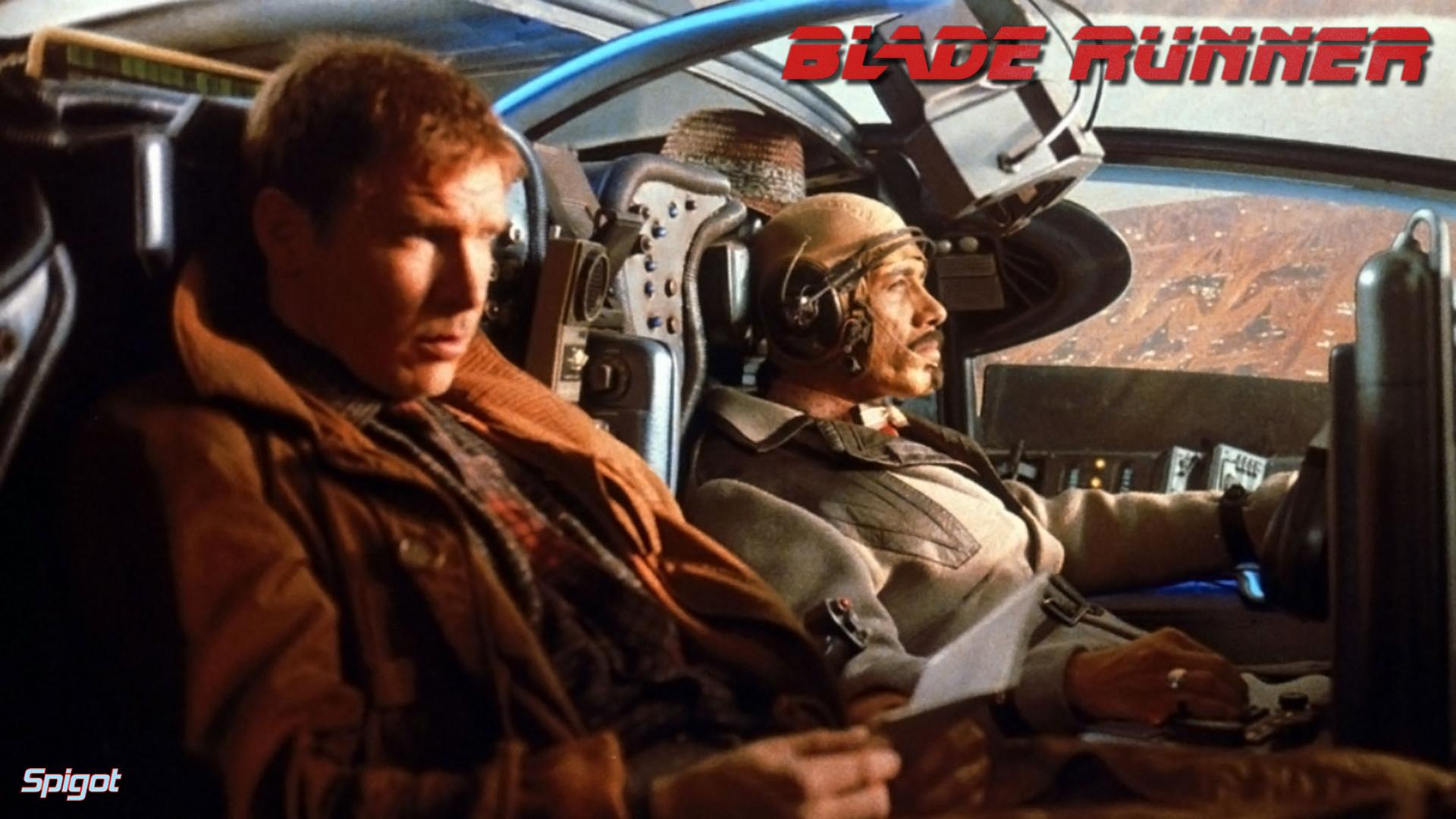 Blade runner george spigot 39 s blog for Blade runner