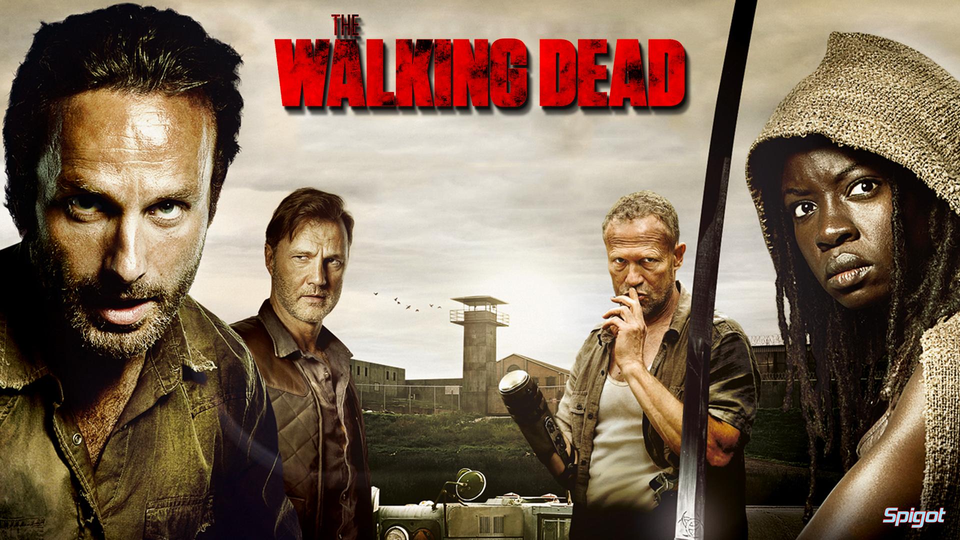 The Walking Dead Season 3 George Spigots Blog
