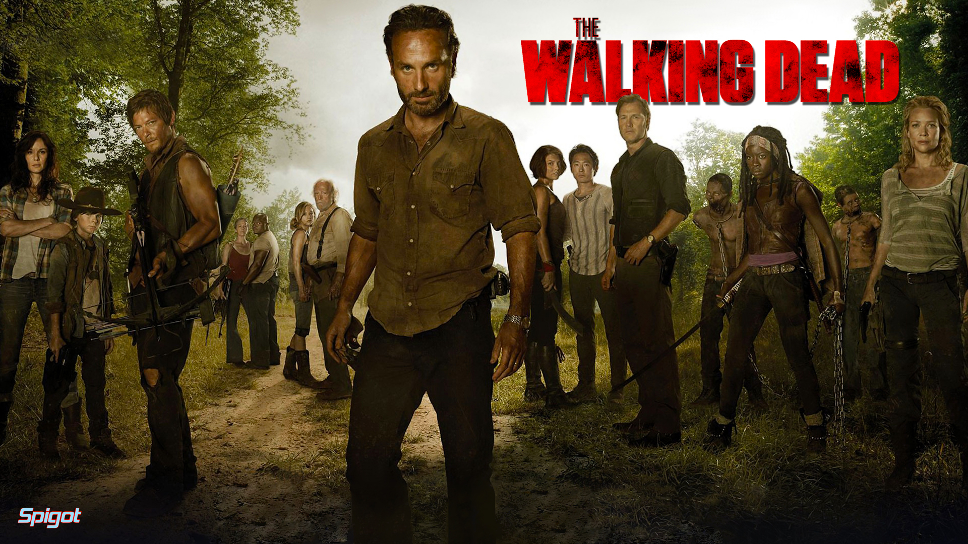 The walking dead george spigots blog the walking dead season 3 voltagebd Choice Image