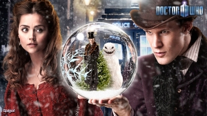 Dr Who The Snowmen01