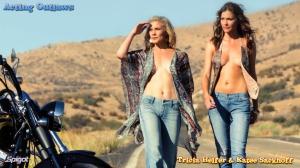 Tricia Helfer & katee sackhoff - 02
