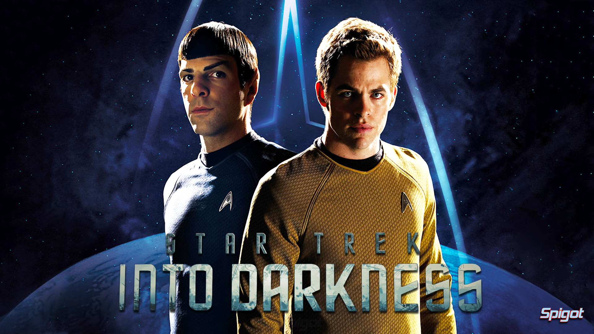 Star Trek Into Darkness Wallpapers: George Spigot's Blog