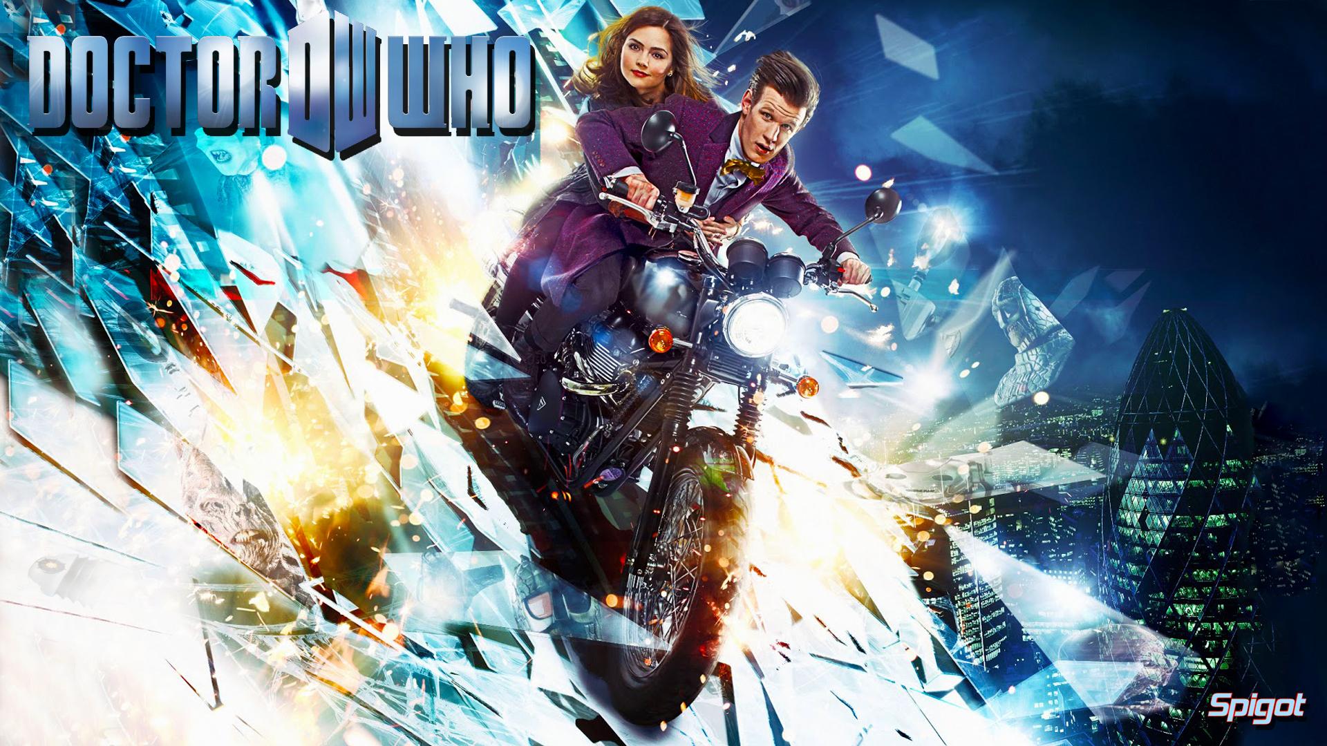 Doctor Who Season 7 Wallpaper George Spigot S Blog