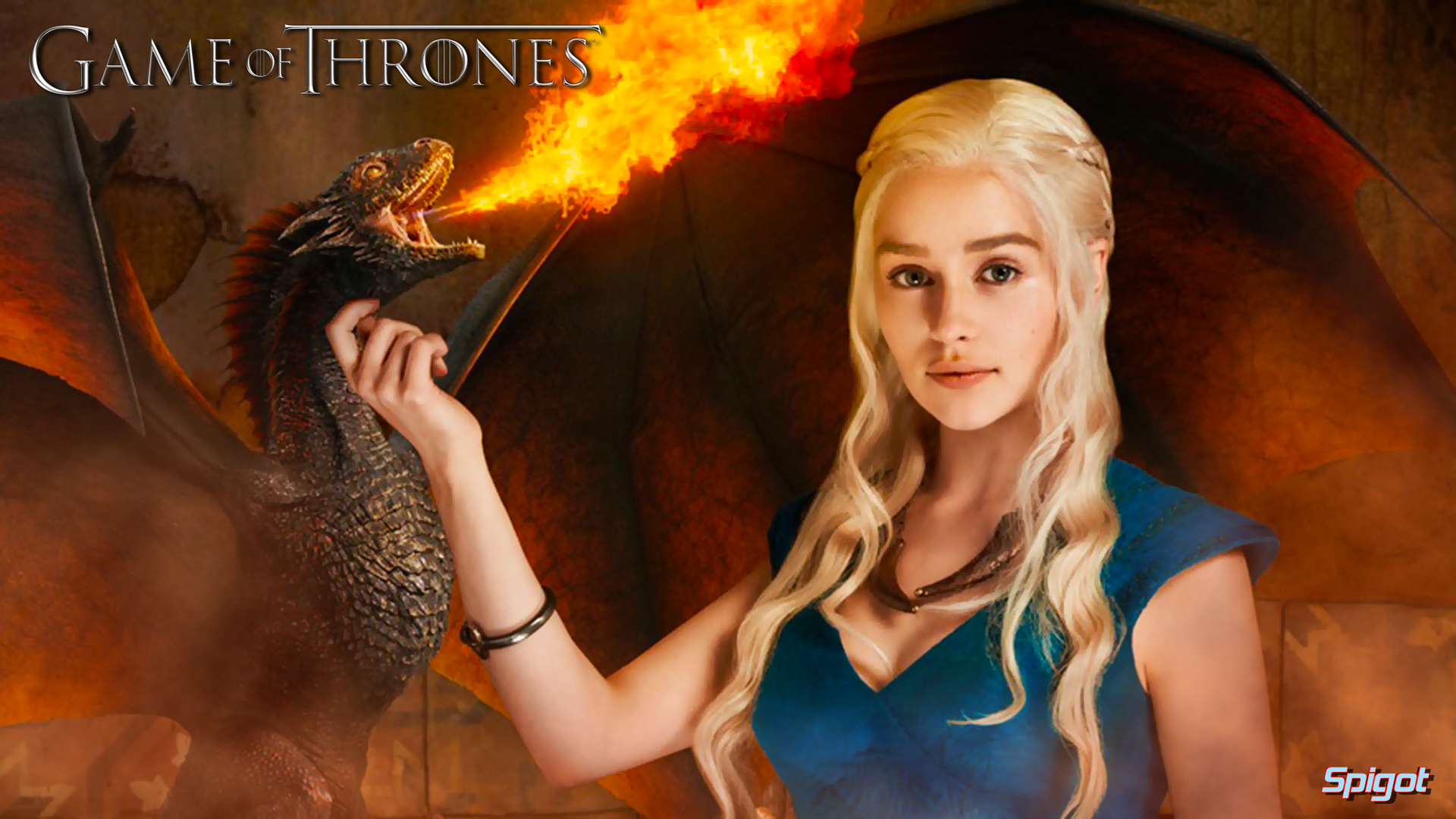 Game Of Thrones Daenerys Wallpaper: George Spigot's Blog