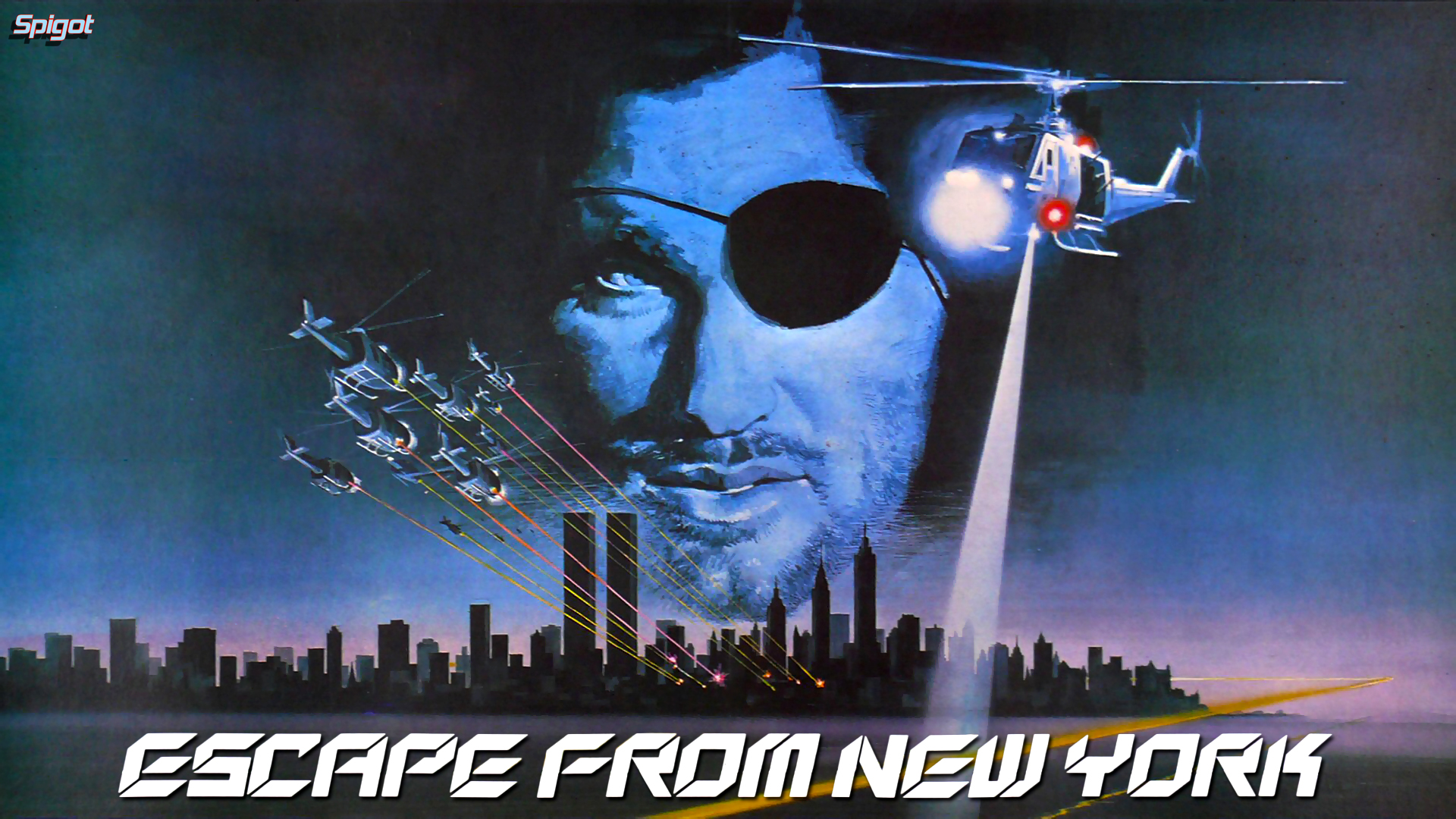 Escape from New York | George Spigot's Blog