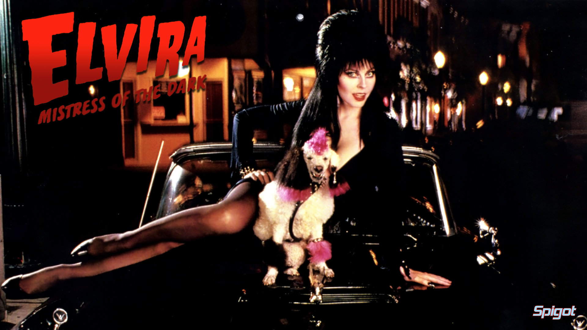 elvira desktop wallpaper